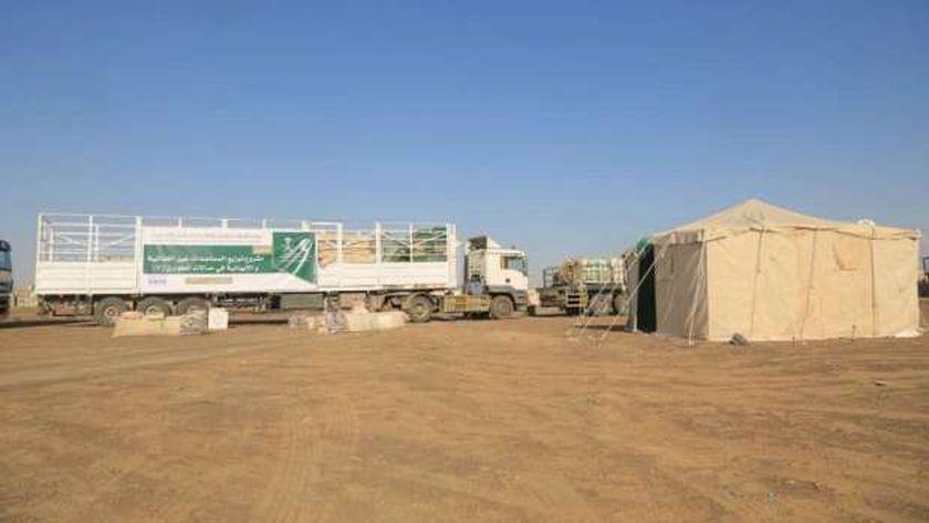 """""""سلمان للإغاثة"""" يدشن توزيع مشروعي المساعدات الغذائية للوقاية من وباء كورونا في اليمن"""