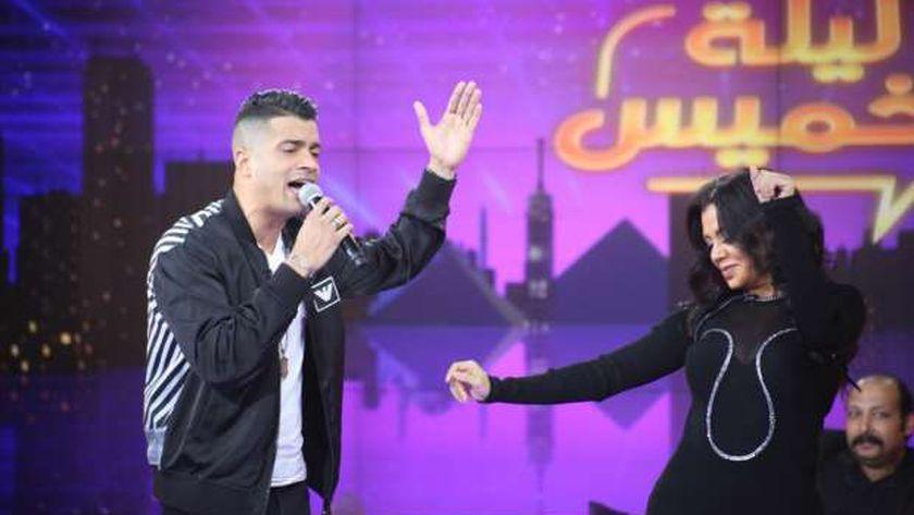 رانيا يوسف وحسن شاكوش