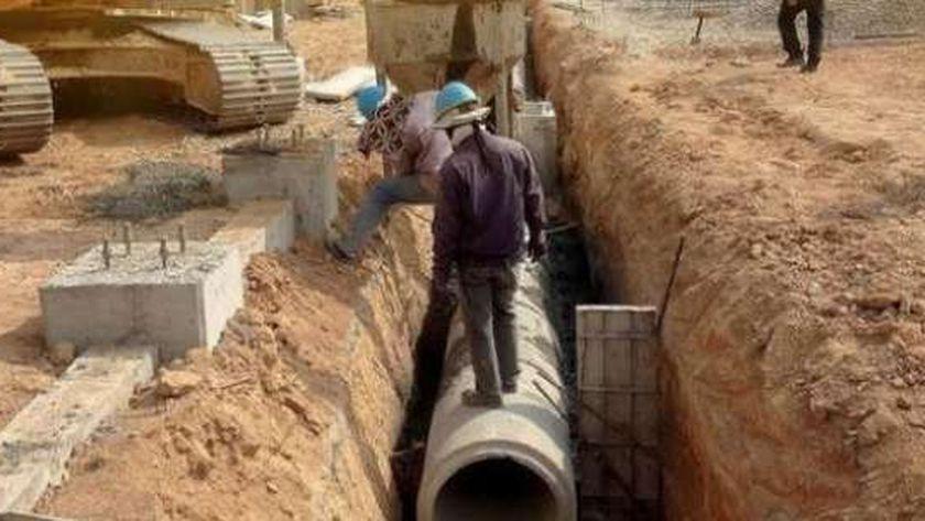 تصل نسبة خدمات الصرف الصحي على فاتورة المياه إلى 75%