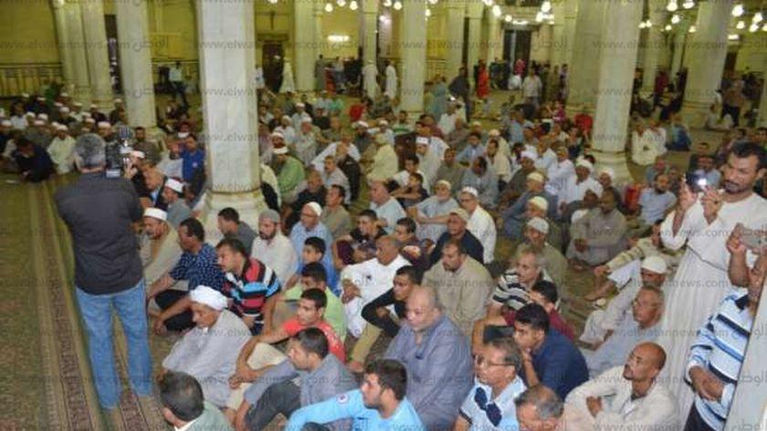 """أوقاف الغربية: عودة """"الجمعة"""" بنحو 3500 مسجد تنفيذًا لقرارات مجلس الوزراء"""