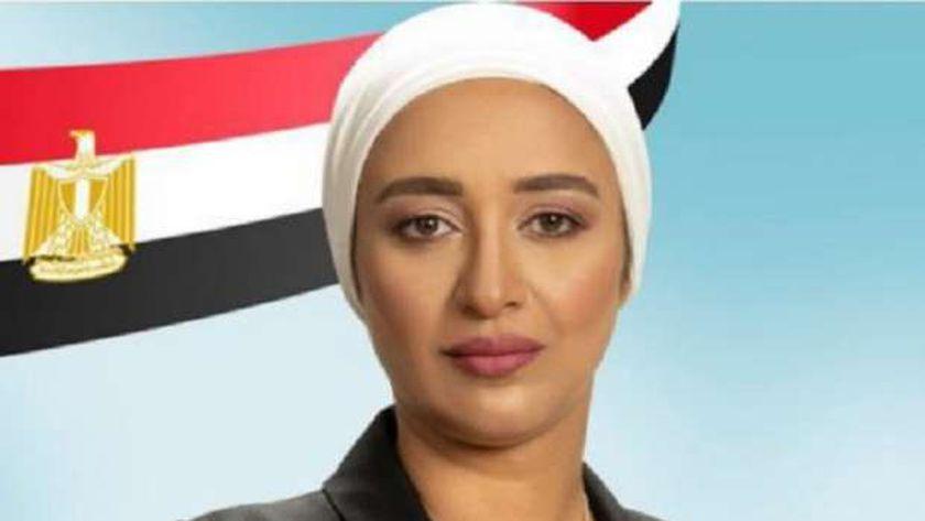 النائبة أميرة أبو شقة
