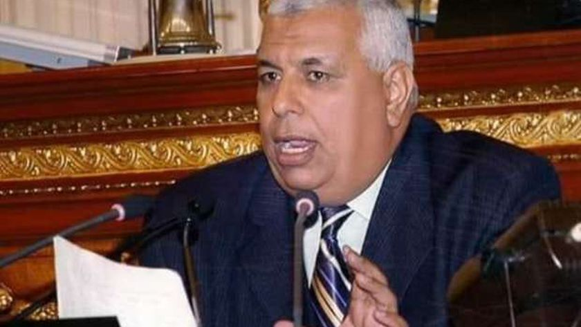 الدكتور محمد فتحي عبد القادر- مرشح حزب مستقبل وطن بالاقصر