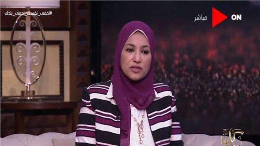 الدكتورة نهى عاصم، مستشار وزيرة الصحة لشئون الأبحاث