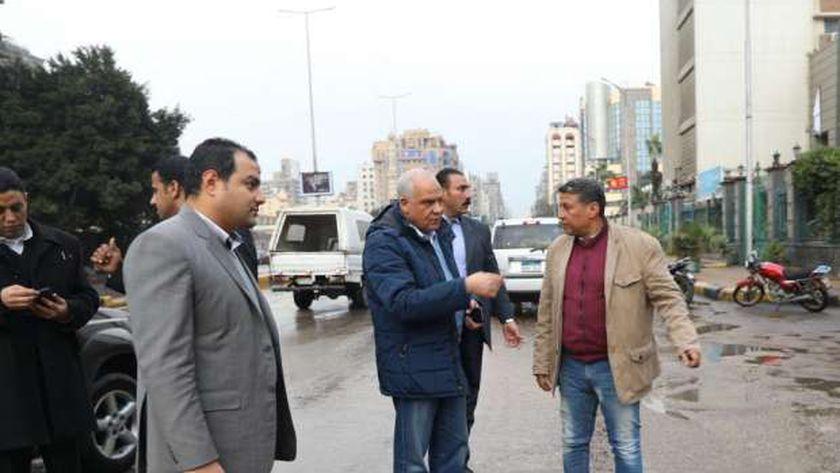 """اللواء أحمد راشد محافظ الجيزة""""ارشيف"""""""