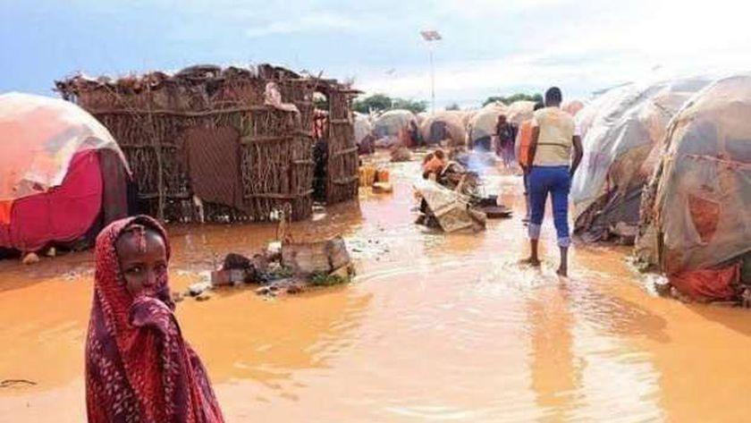 معاناة الشعب السوداني مع الفيضانات المدمرة