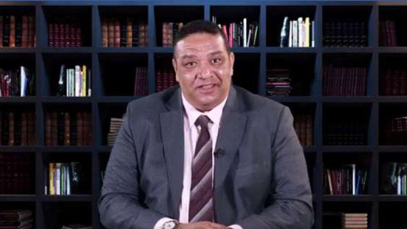 النائب محمد عزمي