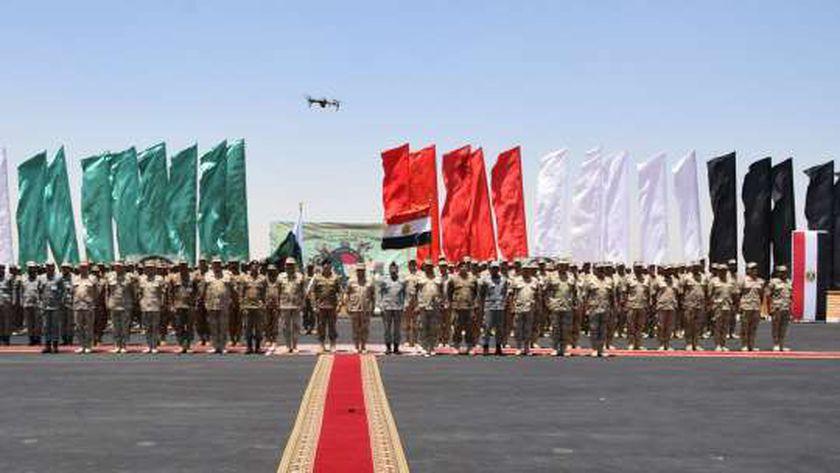 أنشطة مكثفة للتدريب المصري الباكستاني المشترك «حماة السماء -1»