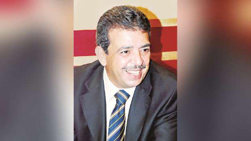سعيد عبد الخالق عضو مجلس نقابة المحامين