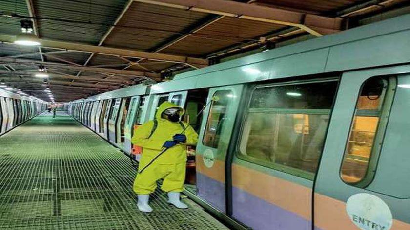 مترو الأنفاق .. صورة أرشيفية