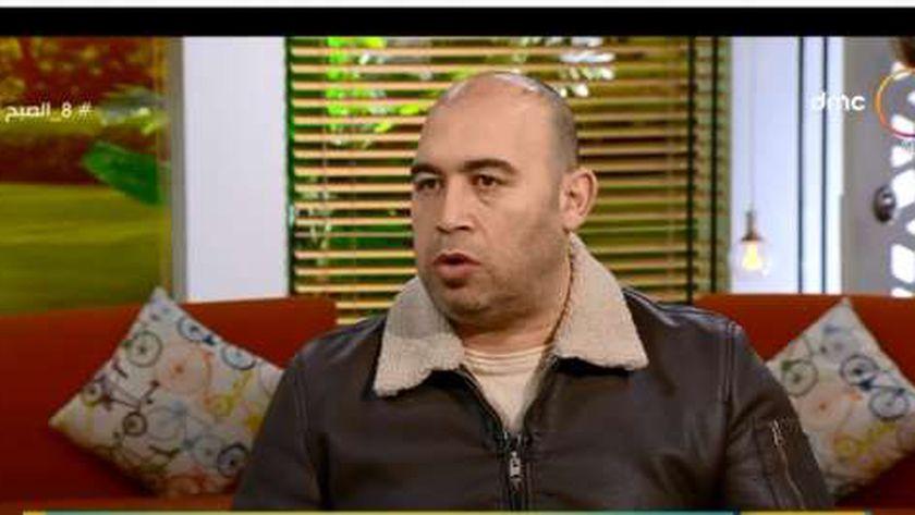أحمد الخطيب رئيس التحرير التنفيذي لجريدة الوطن