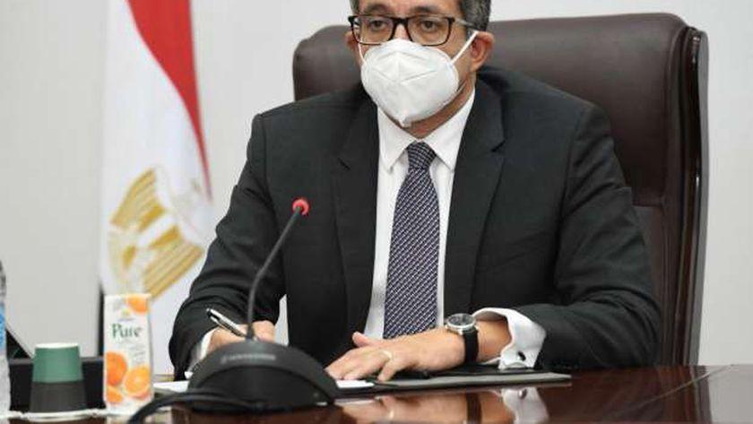 وزير السياحة.. الدكتور خالد العناني