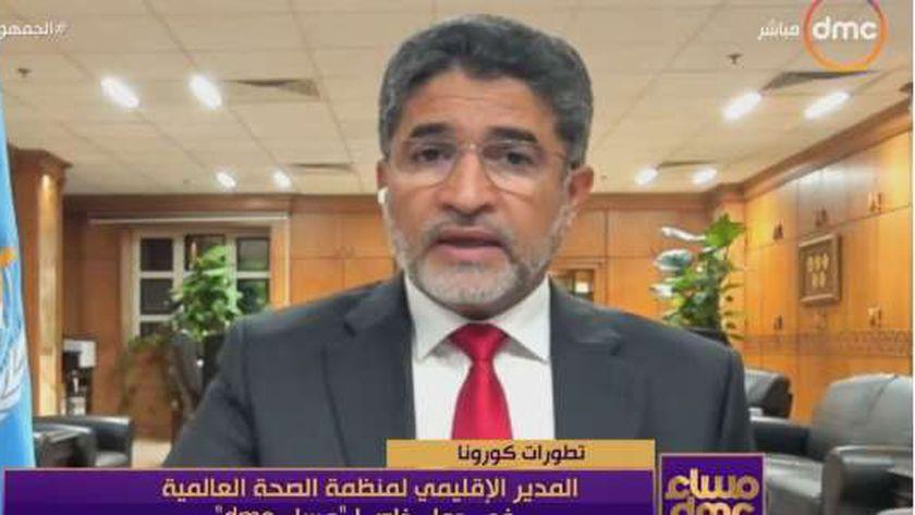 أحمد المنظري