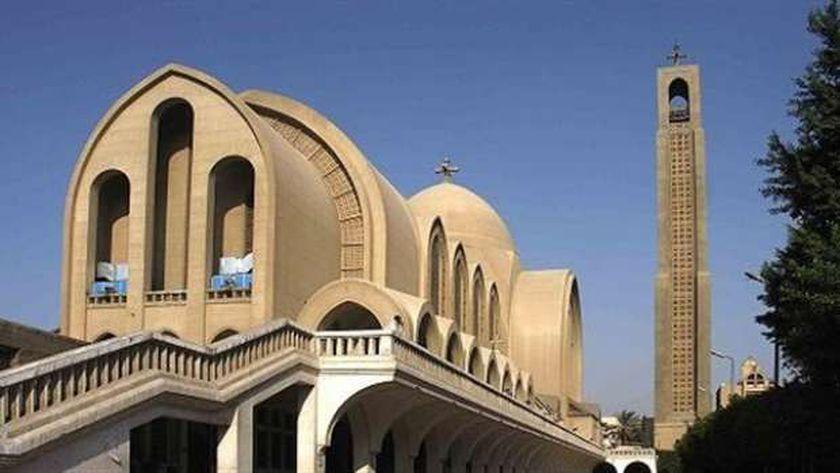 كنيسة العذراء مريم بمسطرد