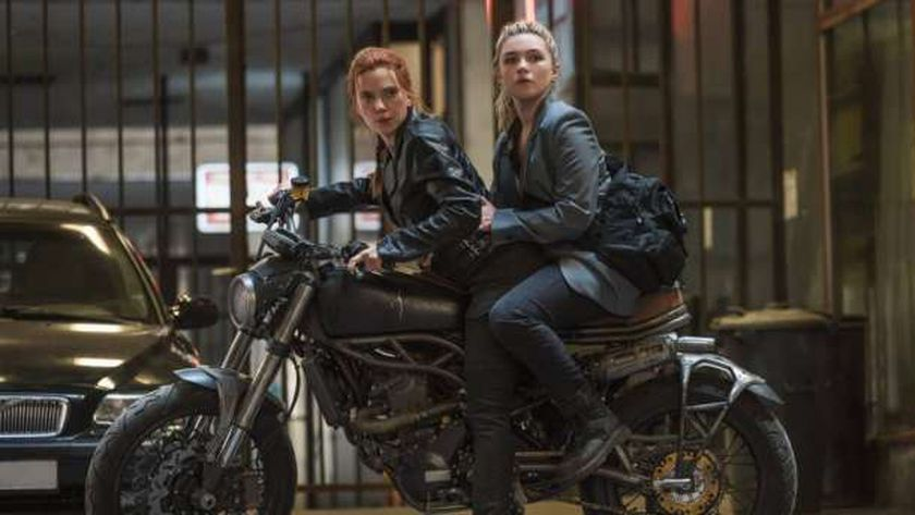 سكارلت جوهانسون في فيلم Black Widow