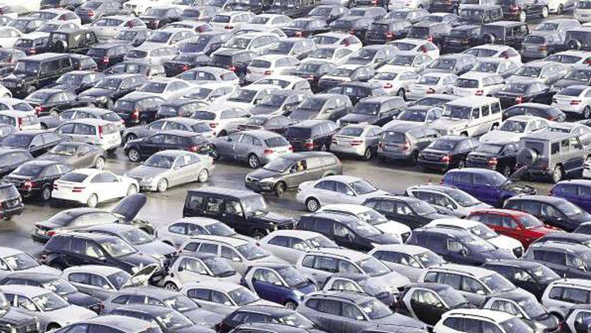 مبيعات السيارات-ارشيفية