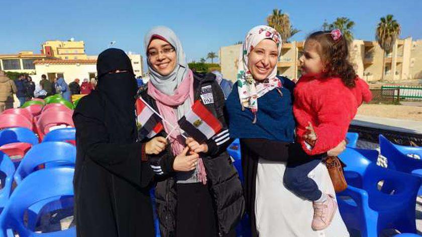 3 مصريات جمعتهن الصداقة والحجر الصحى فى ووهان ومطروح