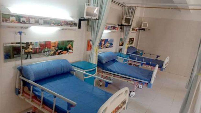 مستشفي حميات جرجا تسجل صفر إصابات كورونا بعد خروج آخر حالة
