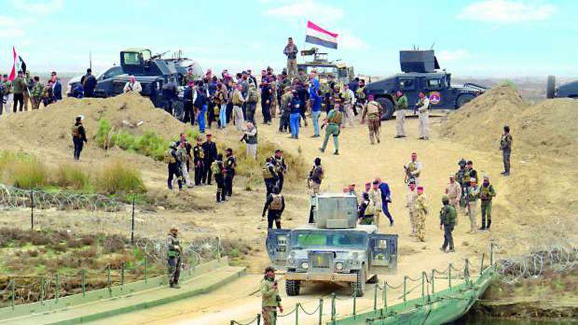 مجموعات «داعش» الإرهابية انتشرت فى عدد من البلدان العربية