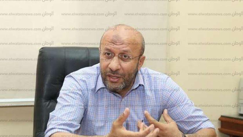 الدكتور أحمد الحيوي