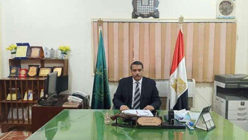 اللواء هشام رفعت رئيس مدينة كفرشكر