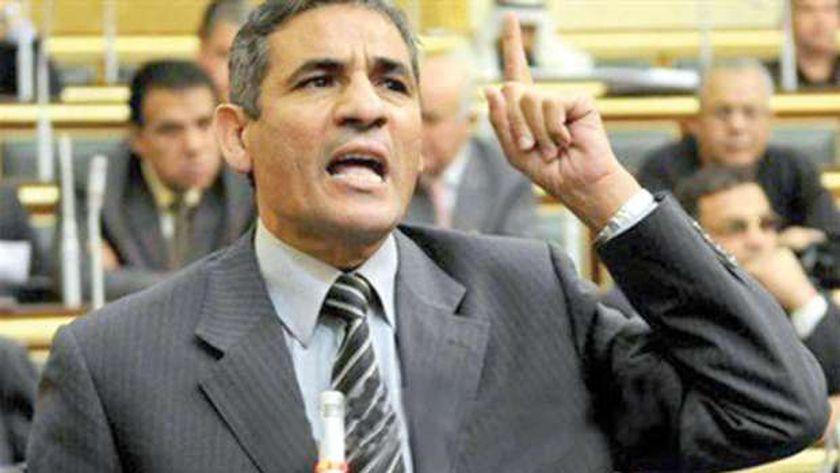 النائب محمد عبد العليم داوود