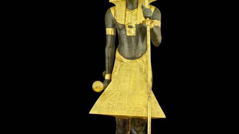 تمثال الكا الاسود