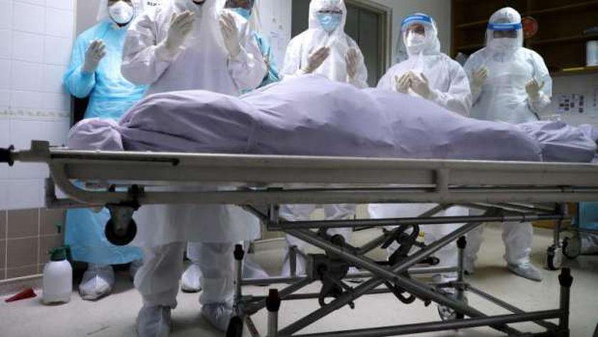 أحد ضحايا فيروس كورونا