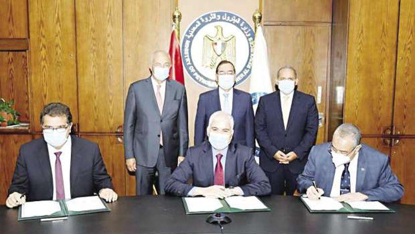 البنك الأهلى يتوسع فى دعم المشروعات التى تهدف إلى توفير السلع الاستراتيجية