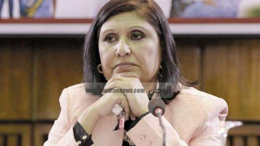 الدكتورة نسرين البغدادي .. عضو المجلس القومي للمرأة