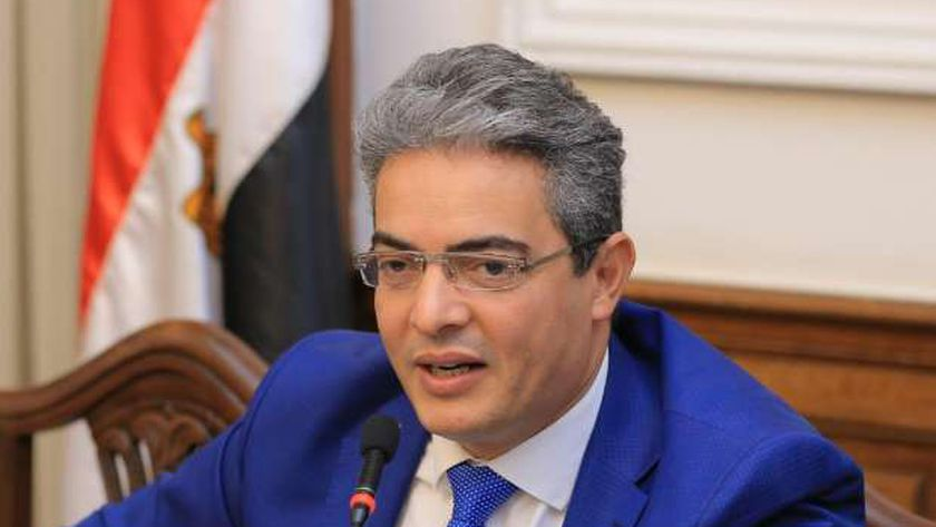 الدكتور طارق سعدة نقيب الإعلاميين