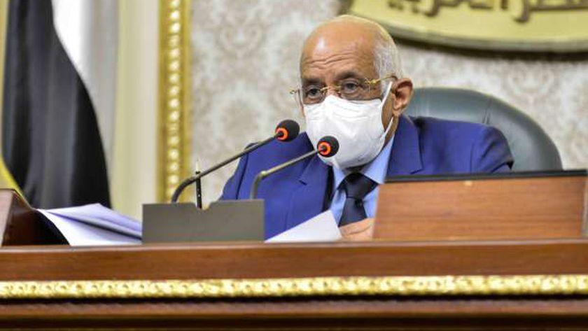 د. علي عبد العال رئيس مجلس النواب