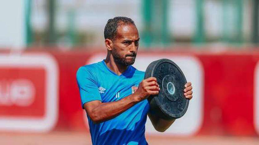 وليد سليمان.. لاعب النادي الأهلي