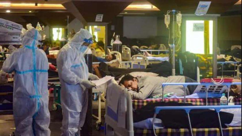 عاجل.. إصابات كورونا في الهند تتخطى حاجز الـ31 مليون حالة