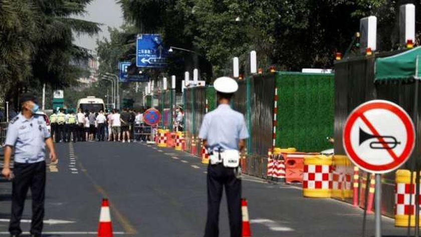 القنصلية الأمريكية في تشنجدو