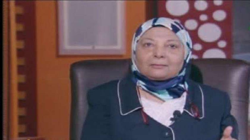 النائبة فرحة الشناوي، عضو مجلس النواب