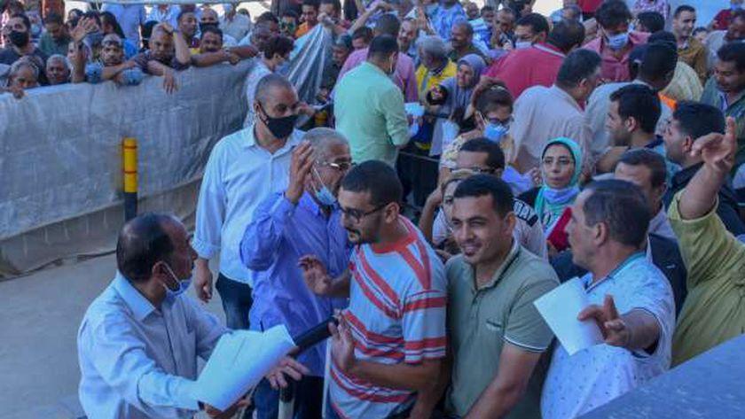 أهالى الإسكندرية أمام تصالح البناء