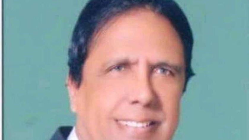 الدكتور عبدالله علام، استاذ الجغرافيا وعميد كلية الأداب السابق بجامعة كفر الشيخ