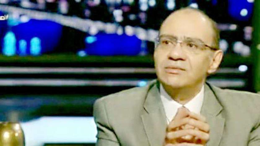 """الدكتور حسام حسني، رئيس اللجنة العلمية لمجابهة فيروس كورونا المستجد """"كوفيد19"""""""