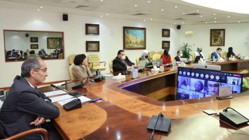 وزير الاتصالات يشهد تخريج الدورة الثانية من منصة إطلاق الشركات الناشئة