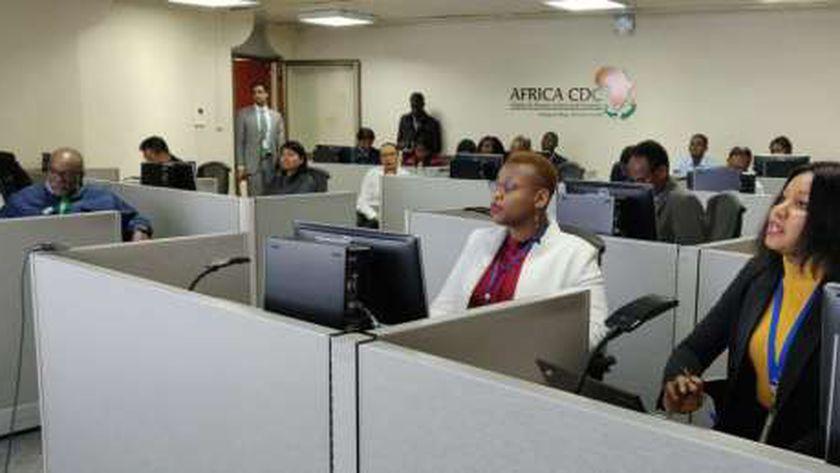 المراكز الأفريقية لمكافحة الأمراض والوقاية منها