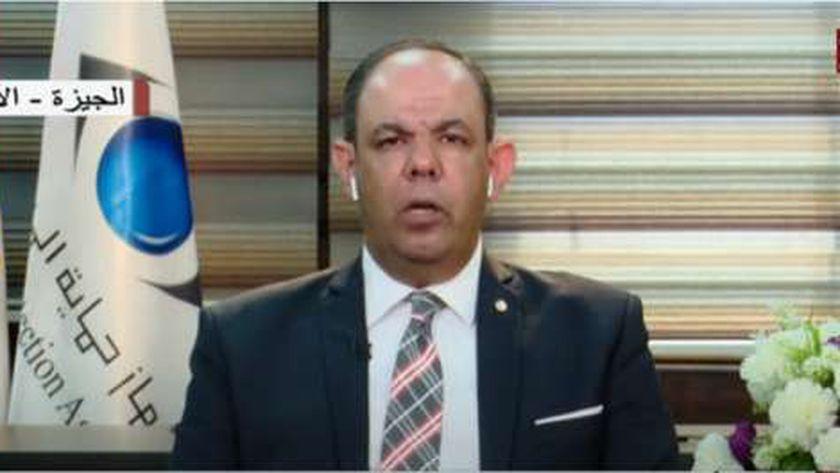 الدكتور أحمد سمير فرج القائم بأعمال رئيس جهاز حماية المستهلك