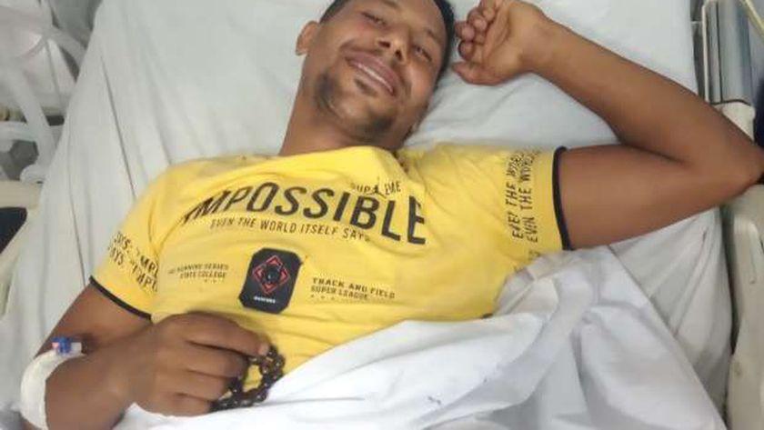 تايسون الخارق يرقد في المستشفى