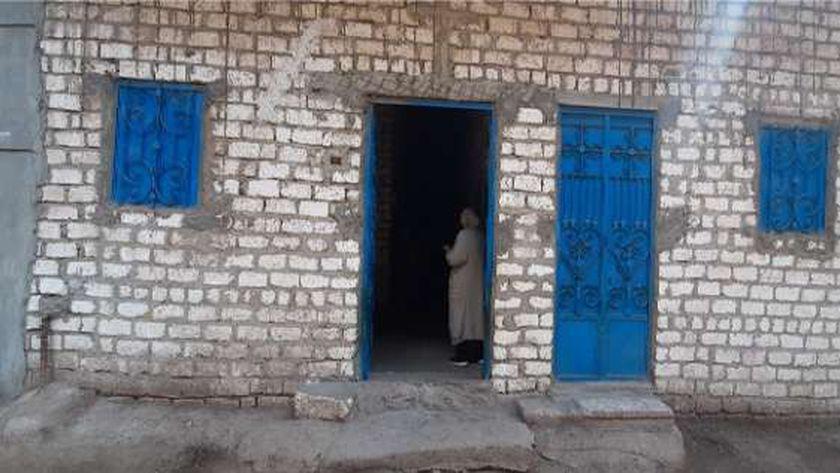 منزل «نبوية» قبل التطوير