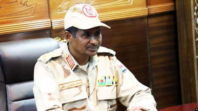 رئيس المجلس السيادي السوداني