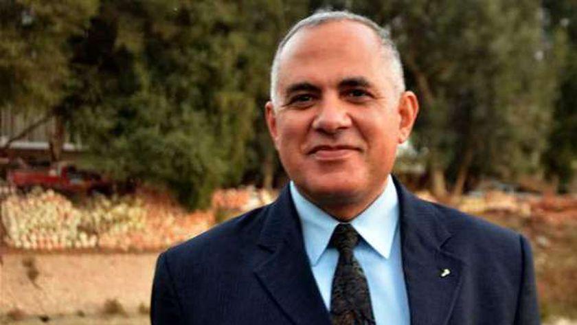 الدكتور محمد عبد العاطى وزير الموارد المائية والرى.. صورة أرشيفية