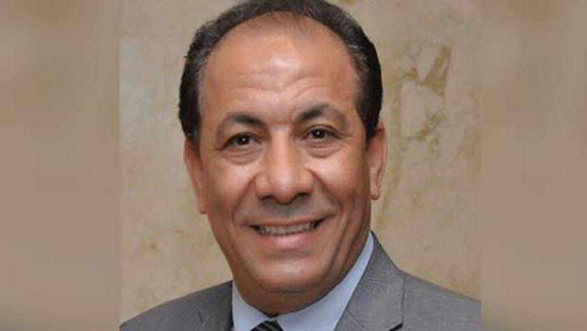 الدكتور صلاح النادي أمين عام نقابة المهن العلمية