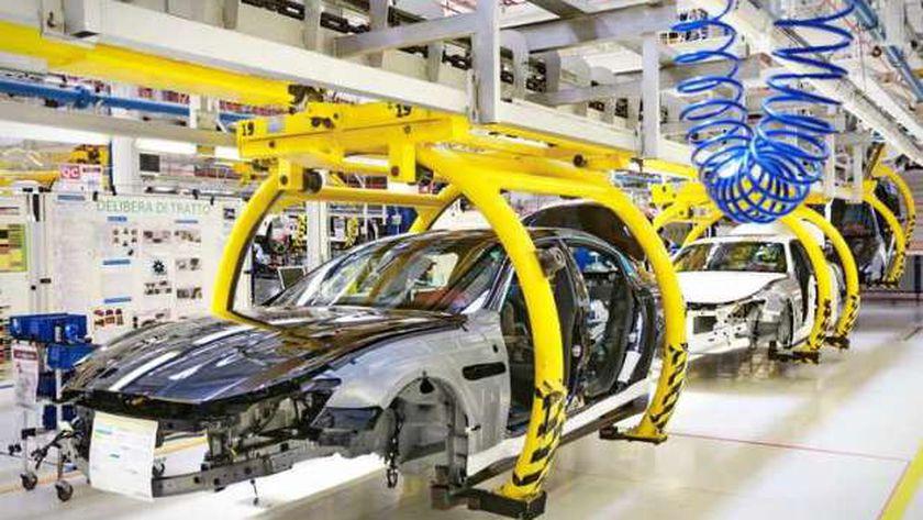 تصنيع سيارات