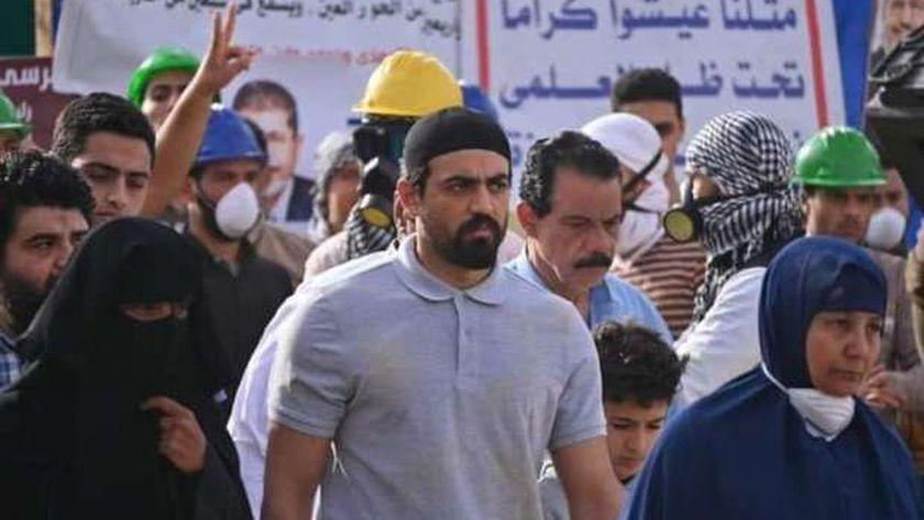 اسلام جمال فى مسلسل الاختيار 2