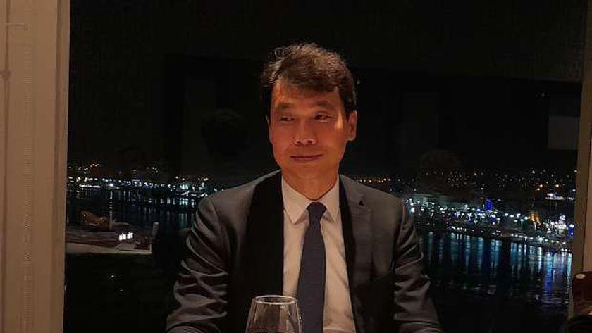 السفير الكوري