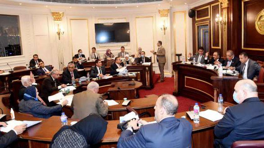 اجتماع سابق لتشريعية النواب